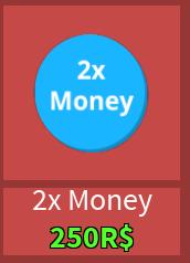 2x Money