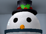 Frosty (Snow Container)