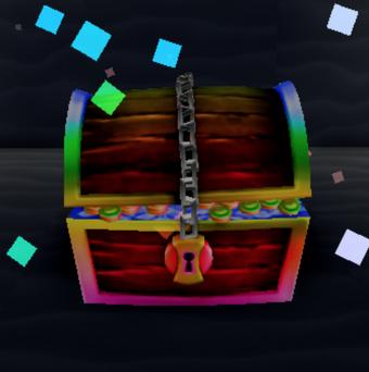 Rainbow Chest Rblx Treasure Hunt Simulator Wiki Fandom