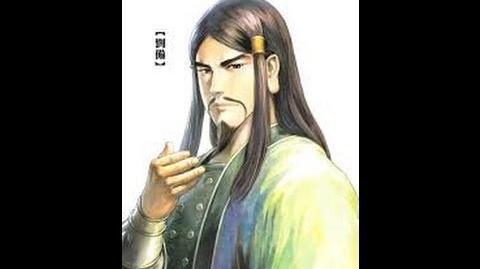 The Death of Liu Bei