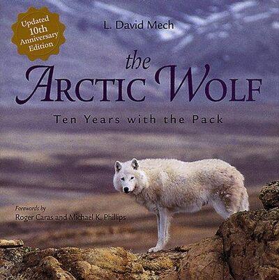 Arctic wolf-L. David Mech
