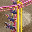 Multi-Dimension Roller Coaster RCT2 Icon