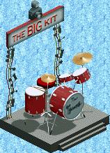 Giant Drum Kit