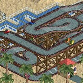 Go-Karts in RCT1