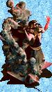 Hades Statue