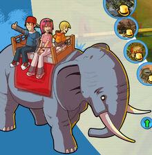 RCT3 Wild! campaing 05 - Zoo Rescue