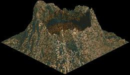 RCT 1 Martian Volcano