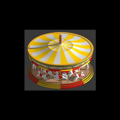 Original Merry-Go-Round render by <a href=