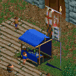 Lemonade Market Stall RCT2 Icon