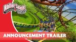 RollerCoaster Tycoon 3 Complete Edition Announce Trailer