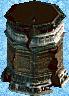 Drab Large Tower Base