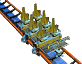 Drifting Coaster RCT3 Icon