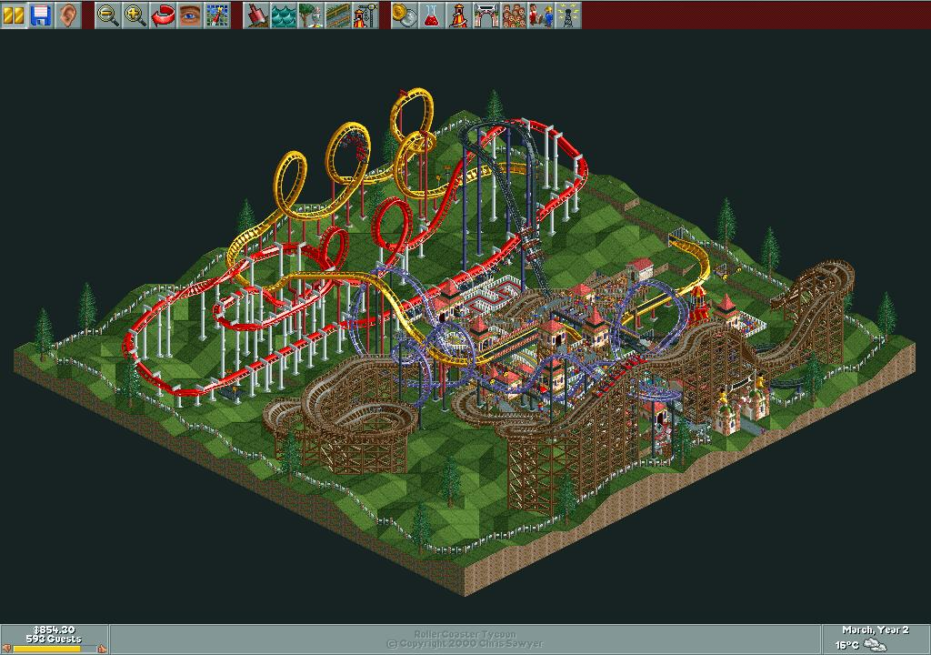 Tiny Towers/Scenario Guide | RollerCoaster Tycoon | FANDOM powered