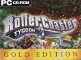RollerCoaster Tycoon 3: Gold Edition