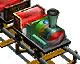 Mine Train Coaster RCT3 Icon