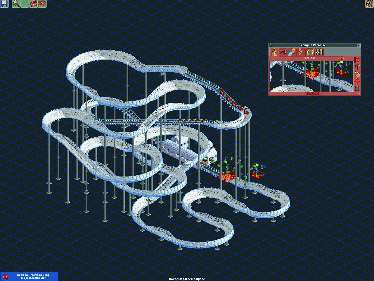 Crash | RollerCoaster Tycoon | FANDOM powered by Wikia