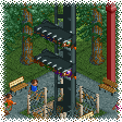 Vertical Drop Roller Coaster RCT1 Icon