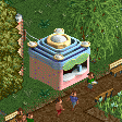 Funnel Cake Shop RCT2 Icon