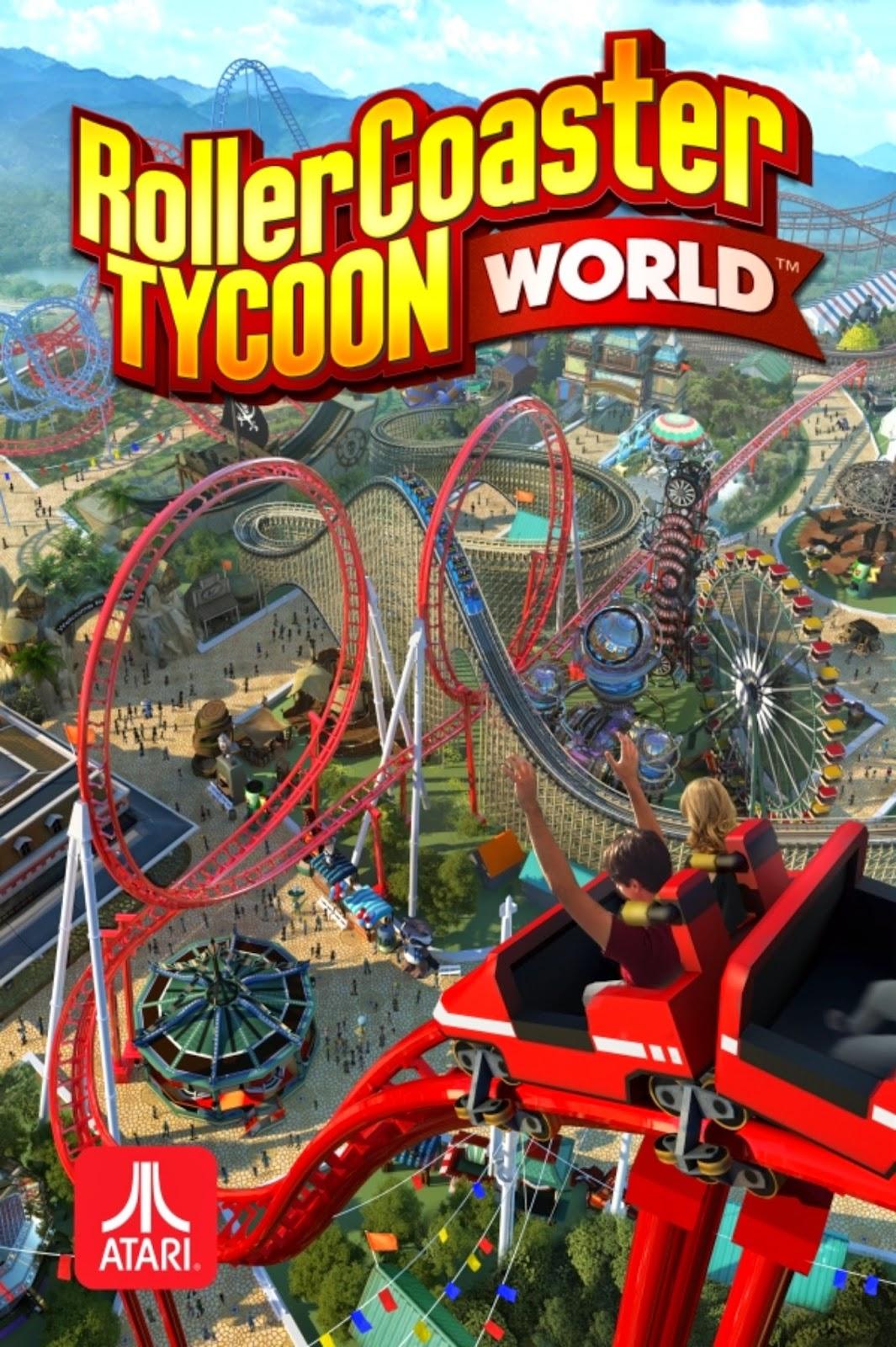 RollerCoaster Tycoon World | RollerCoaster Tycoon | FANDOM