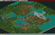 Sunny Swamps RCT 3