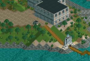 Prison Island RCT2
