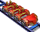 Air Powered Coaster RCT3 Icon