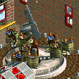 Tommy Gun Ride RCT2 Icon