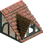 Tudor Roof Piece 1