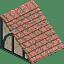 Tudor Roof Piece 2
