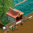 Meatball Soup Stall RCT2 Icon
