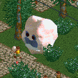 Candyfloss Stall RCT2 Icon