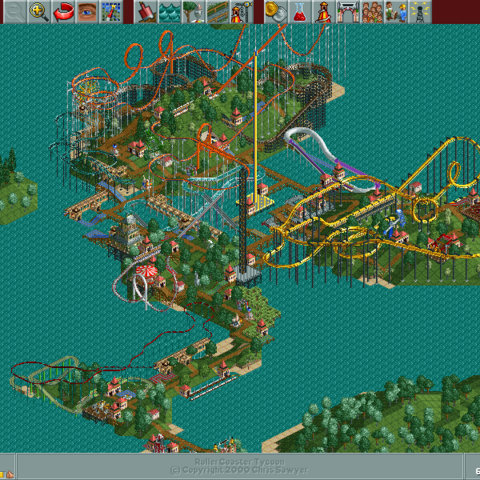 Trinity Islands completed (PC)