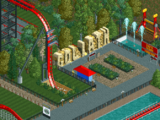 Six Flags Themeing