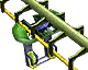 Compact Inverted Coaster RCT3 Icon