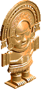Gold Statue 2