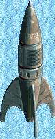 1950's Rocket