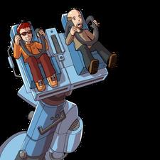 A Rollercoaster Odyssey Icon
