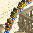 LIM Launched Roller Coaster RCT2 Icon