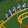 Panda Trains RCT2 Icon