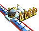 Robotic Coaster RCT3 Icon