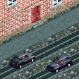 London Taxi Black Cab Ride RCT2 Icon
