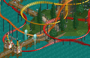 Three Monkeys Park RCT1