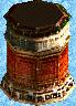 Kremlin Large Tower Base