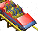 Corkscrew Coaster RCT3 Icon