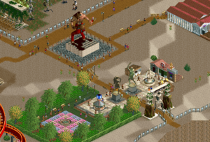 Animatronic Film Set RCT2