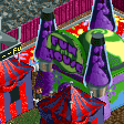 Fun House RCT2 Icon