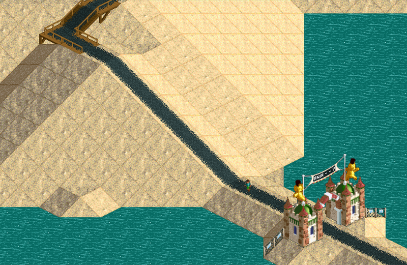 Volcania | RollerCoaster Tycoon | FANDOM powered by Wikia