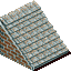 Red Brick Roof Piece 1