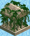 Roman Palace Straight Piece 3
