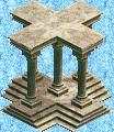 Roman Palace Cross Section 2